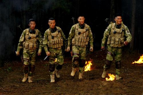 特种兵之深入敌后中缅边境上演最霸气的反击战
